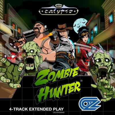 Oz - Zombie Hunter EP