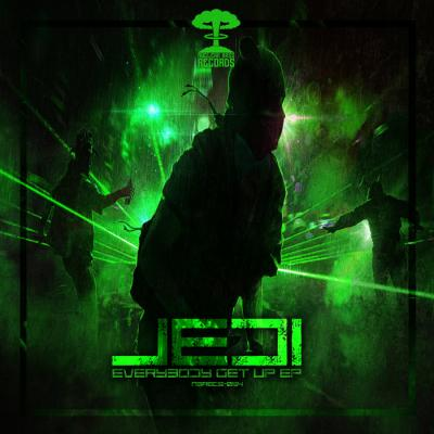 Jedi - Everybody Get Up EP