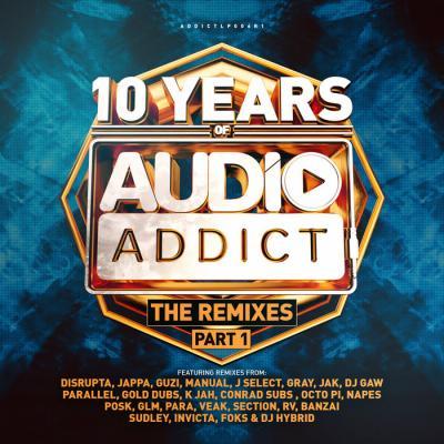 10 Years Of Audio Addict Records