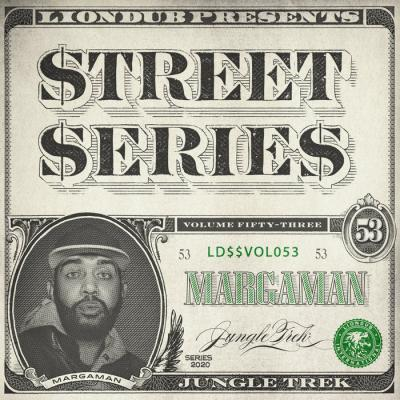 Margaman - Liondub Presents Street Series Vol53: Jungle Trek
