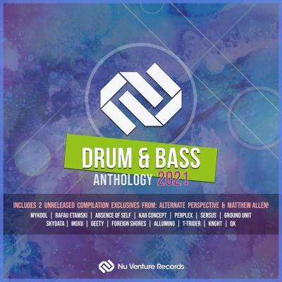 Various Artists - Drum & Bass Anthology: 2021