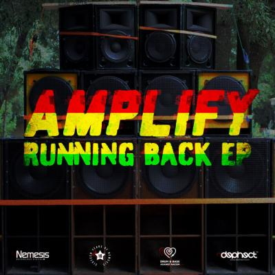 Amplify - Running Back E.P