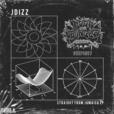 JDizz - Straight From Jamaica EP