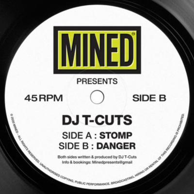 T-Cuts - Stomp / Danger