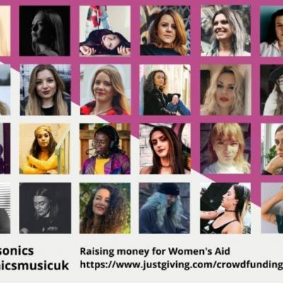 Crowdfunding to Women's Aid on JustGiving