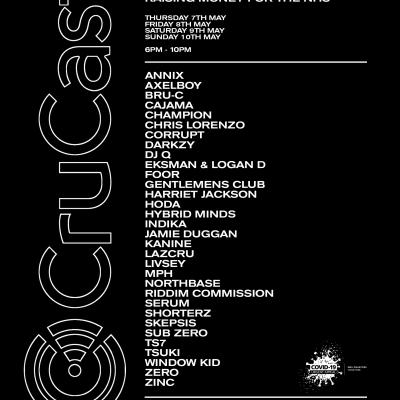 CRUCAST Hosts Four Day Indoor Festival To Raise Money For The NHS