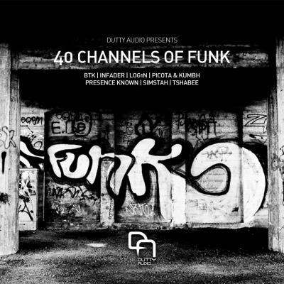 BTK & Presence Known: 40 Channels of Funk