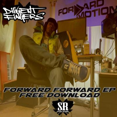 Diligent Fingers - Forward Forward EP