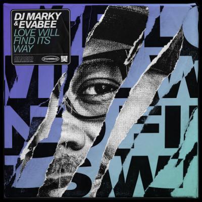 DJ Marky & EVABEE - Love Will Find Its Way [Shogun Audio]