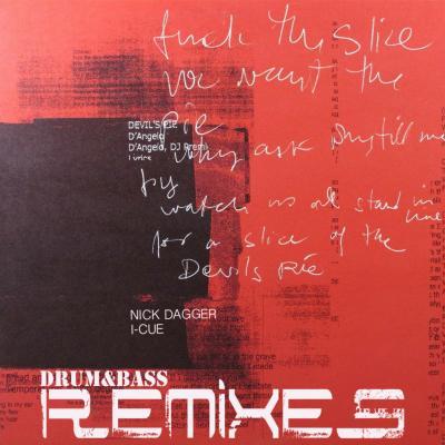Nick Dagger & I-Cue - Devil's Pie Remixes