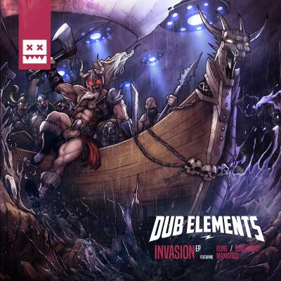 Dub Elements - Invasion EP