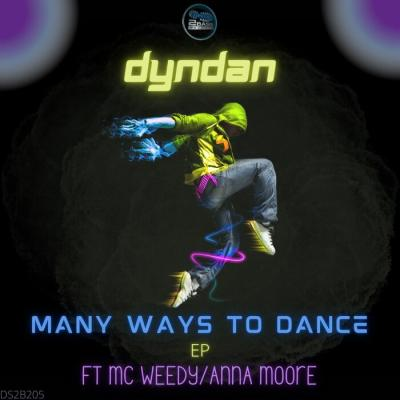 Dyndon - Many Ways To Dance EP