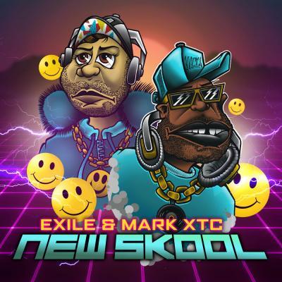 Exile & Mark XTC - New Skool EP [Serial Killaz]
