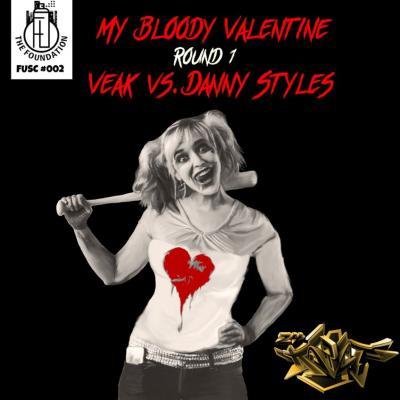 Veak vs Danny Styles - My Bloody Valentine (Round 1)