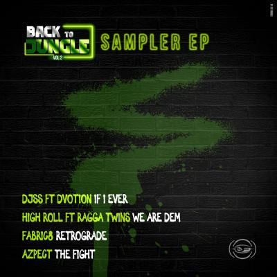 Various Artists - Back To Jungle Vol 2 EP Sampler