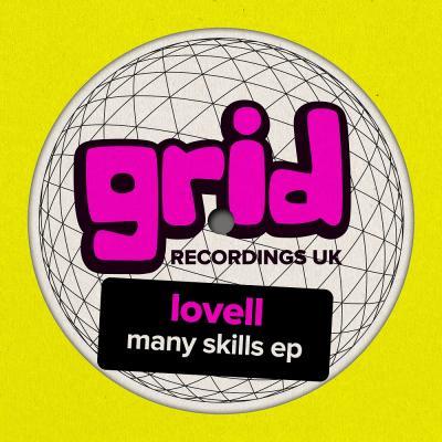Lovell - Many Skills EP