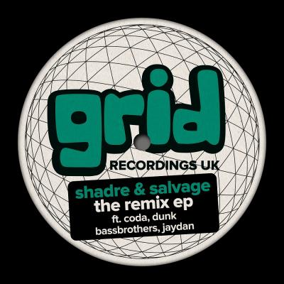 Shadre & Salvage - The Remix EP