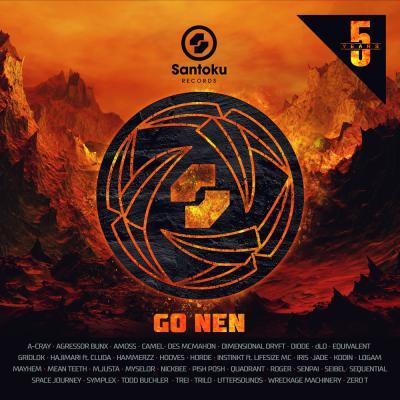 Go Nen LP [Santoku Records]