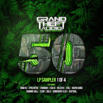 Grand Theft Audio 50 - LP Sampler Part 1