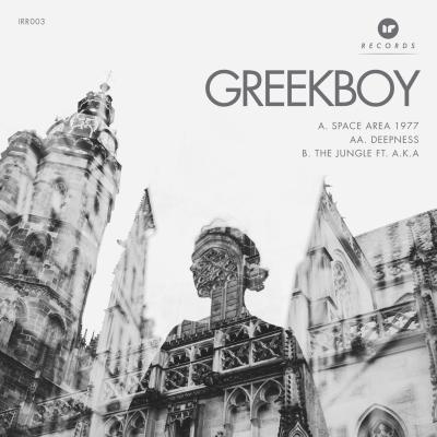 Greekboy - Space Area 1977 [In-Reach Records]