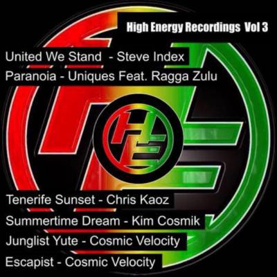 High Energy Recordings Vol. 3