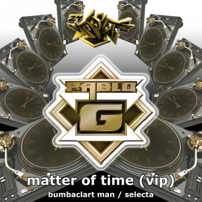Pablo G - Matter of Time EP