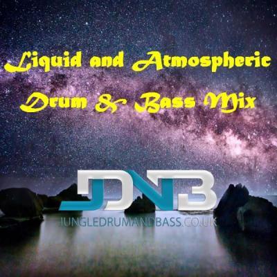 Liquid And Atmospheric Drum & Bass Mix - March 2021 - Bren [JDNB]
