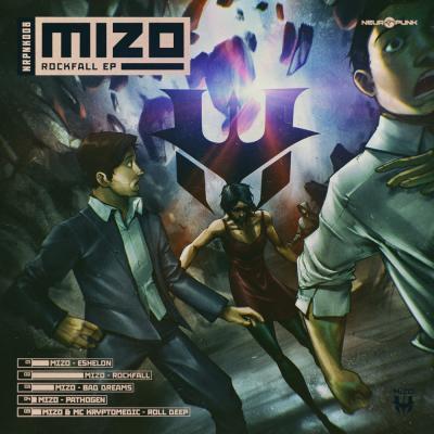 MIZO: Rockfall EP [Neuropunk Records]