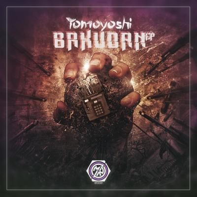 Tomoyoshi - Bakudan EP