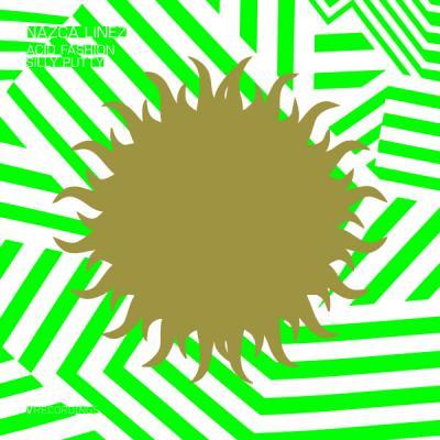 Nazca Linez - Acid Fashion / Silly Putty
