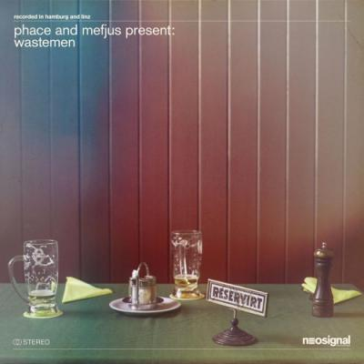 Phace & Mefjus: Wastemen EP