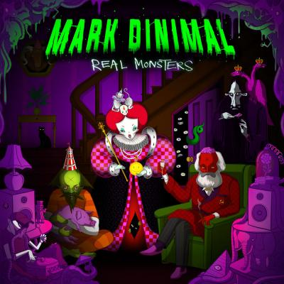 Mark Dinimal - Real Monsters EP