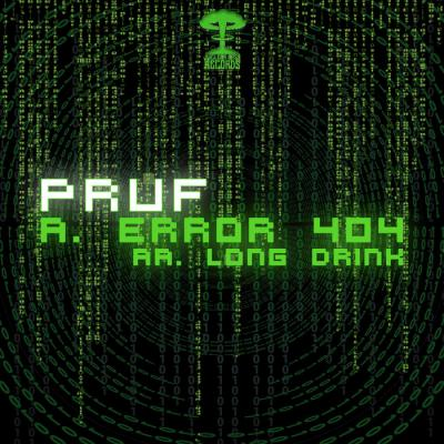 Pruf - Error 404 EP