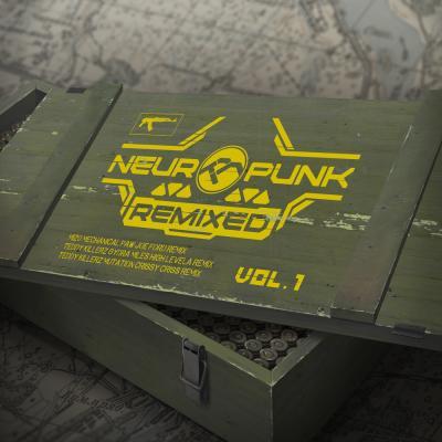Remixed Vol.1: Joe Ford, Levela & Crissy Criss [Neuropunk Records]