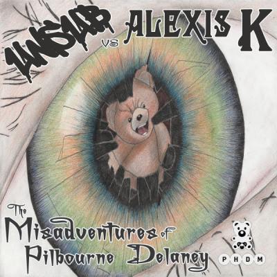 Unsub vs Alexis K - The Misadventures of Pilbourne Delaney LP