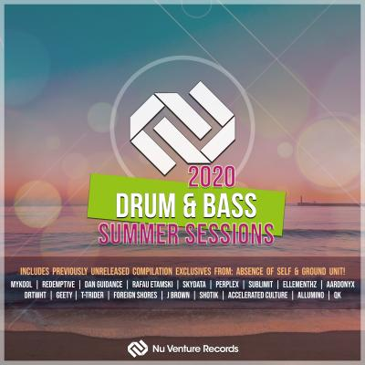 Drum & Bass: Summer Sessions 2020 - Various Artists - Nu Venture Records