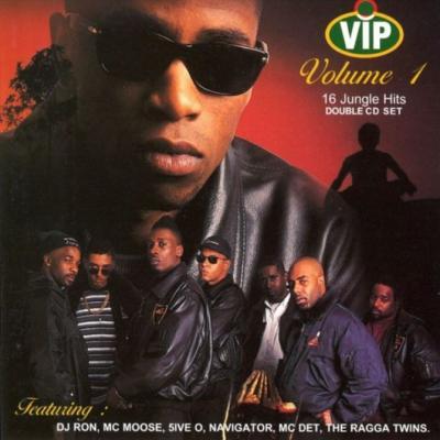 Various Artists - VIP Volume One: VIP Champagne Bash