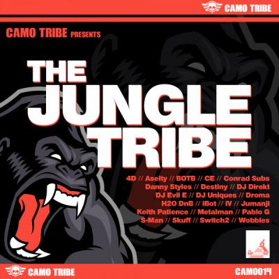 Various Artists - Camo Tribe Presents The Jungle Tribe
