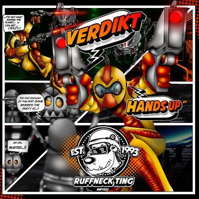 Verdikt - Hands Up EP