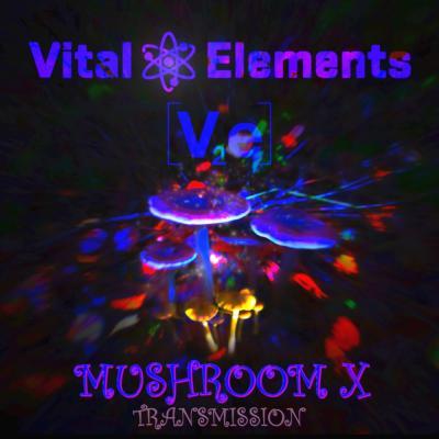 Vital Elements - Mushroom X / Transmission [V2E Recordings]