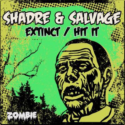 Shadre & Salvage - Extinct / Hit It