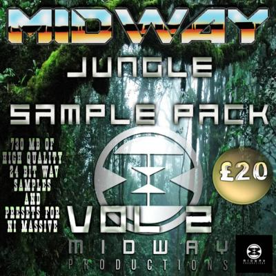 Midway Jungle Sample Pack Vo. 2