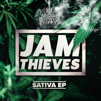 Jam Thieves - Sativa EP