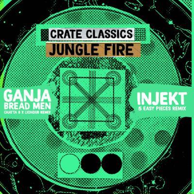 Crate Classics - Jungle Fire Remixes Vol 1