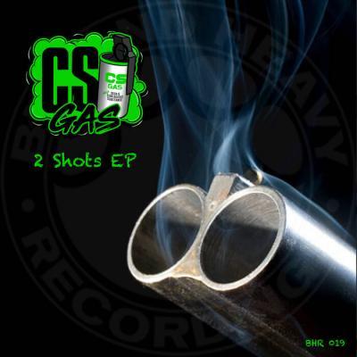 CS Gas - 2 Shots EP