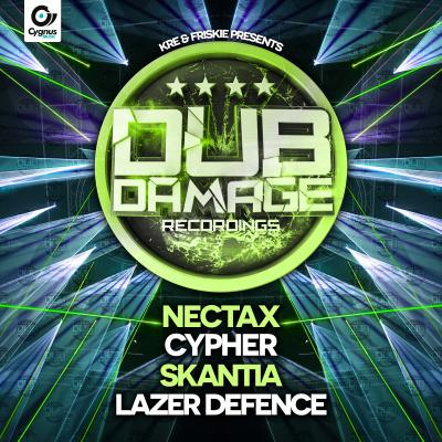 Nectax – Cypher, Skantia – Lazer Defence EP