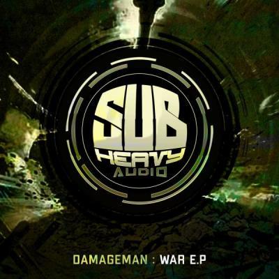 Damageman - War EP