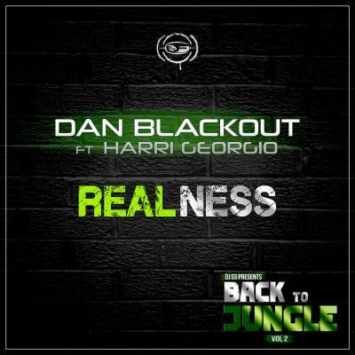 Dan Blackout feat. Harri Georgio - Realness