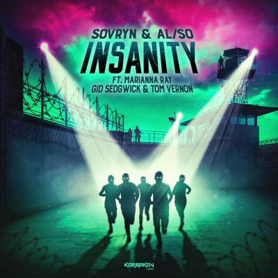 Sovryn & AL/SO - Insanity EP