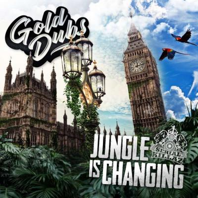 Gold Dubs - Jungle Is Changing E.P.